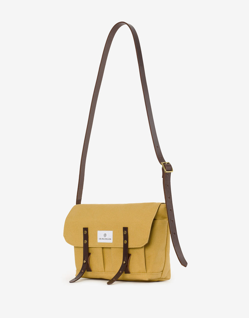 Ada Blackjack Camel Satchel