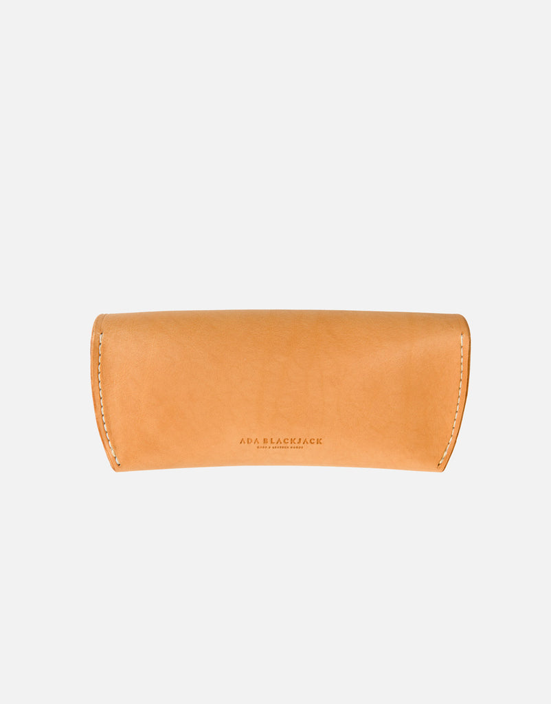 Ada Blackjack Natural Eyewear Case