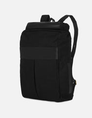 No. 7 - Roll Top Backpack, Black