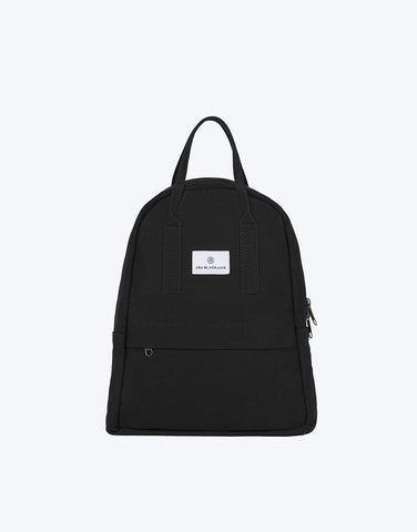 No. 6 - Backpack, Black