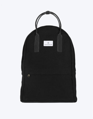 No. 12 - Backpack, Black