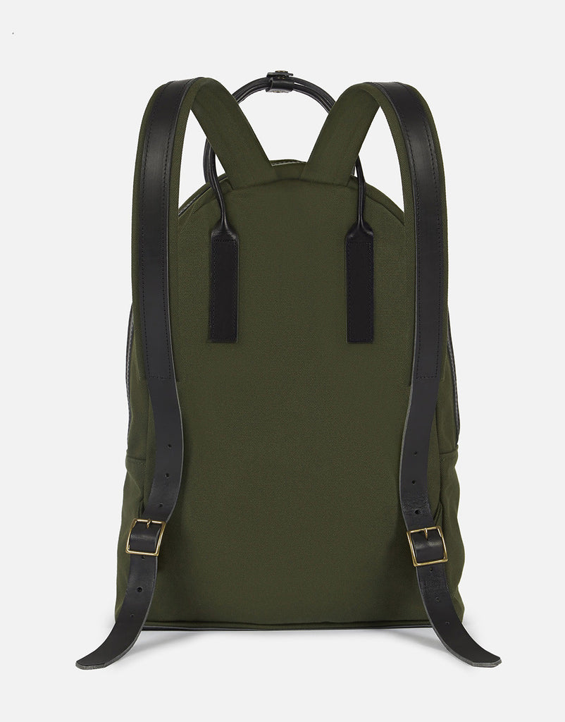 No. 12 - Backpack, Green