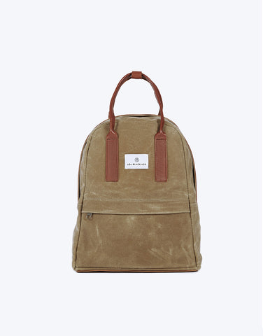 No. 13 - Backpack, Sage Wax
