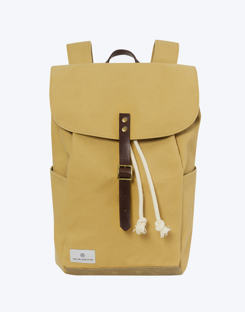 No. 4 - Backpack, Camel