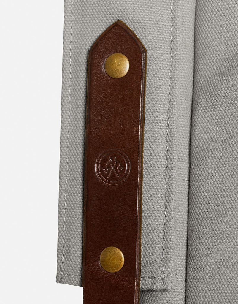 No. 4 - Backpack, Light Grey