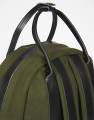 No. 13 - Backpack, Green