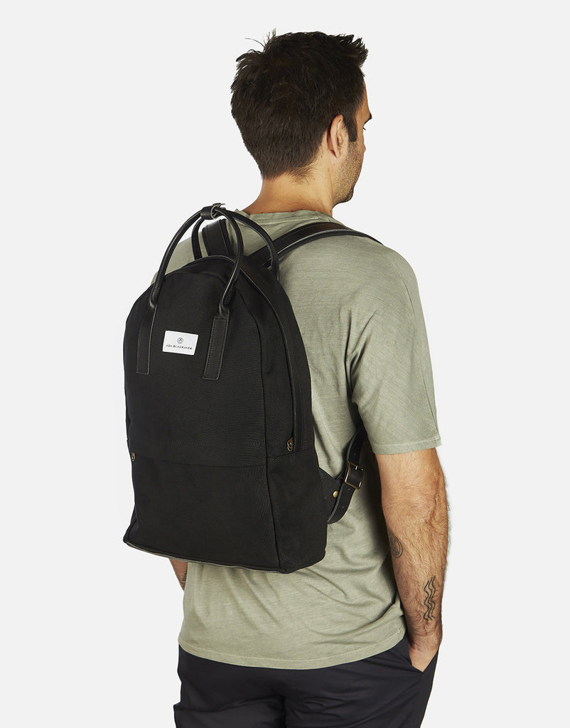 No. 12 - Backpack, Dark Blue