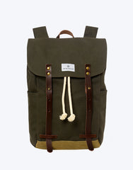 No. 2 - Backpack, Olive