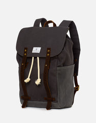 No. 2 - Backpack, Dark Grey (brown)