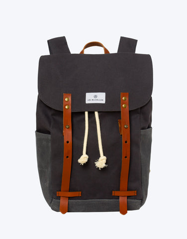 No. 2 - Backpack, Dark Grey