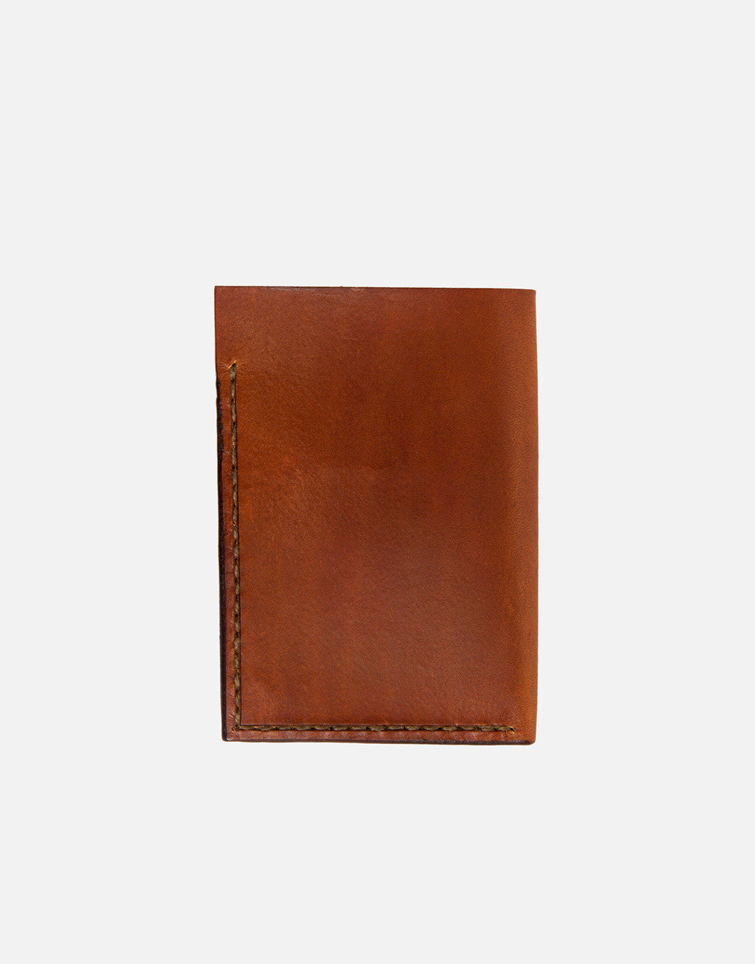 Ada Blackjack Brown Card Holder