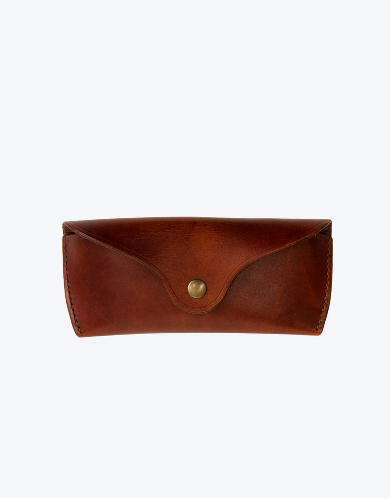 No. 8 - Eyewear Case, Brown