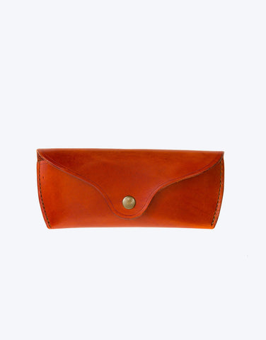 No. 8 - Eyewear Case, Cinnamon