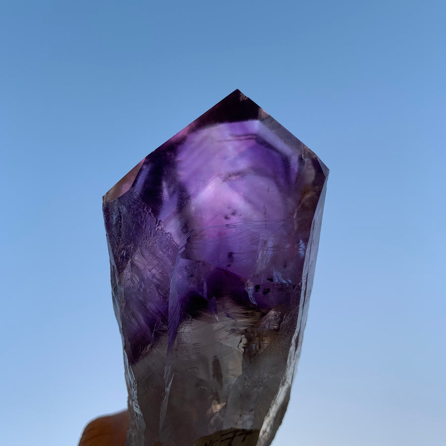 Phantom Amethyst Wand #77