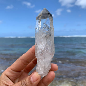 Phantom Lemurian Quartz Crystal #105