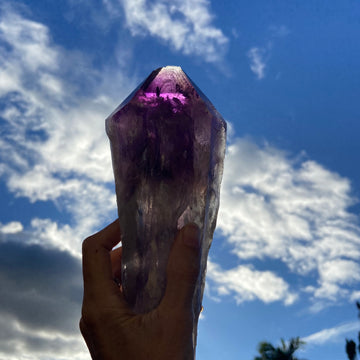 Phantom Amethyst Wand #3