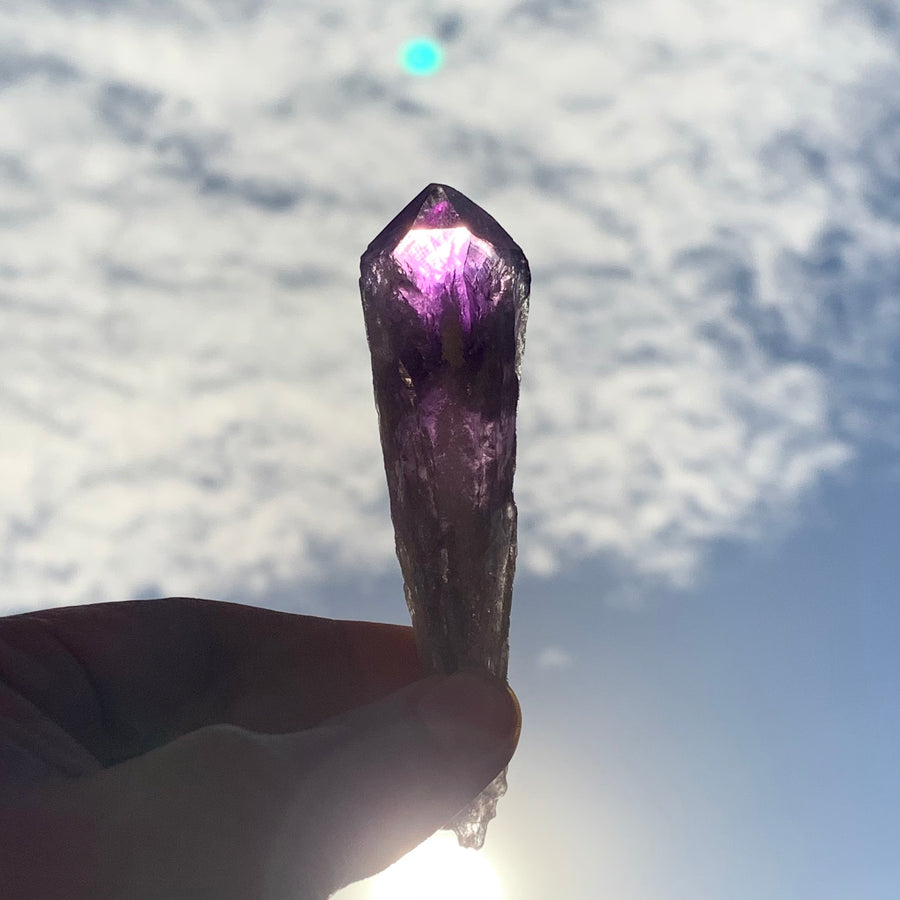 Phantom Amethyst Point #97