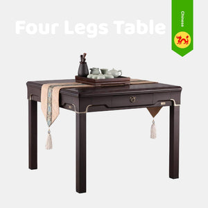 Chinese 4 Legs Table  餐桌風格