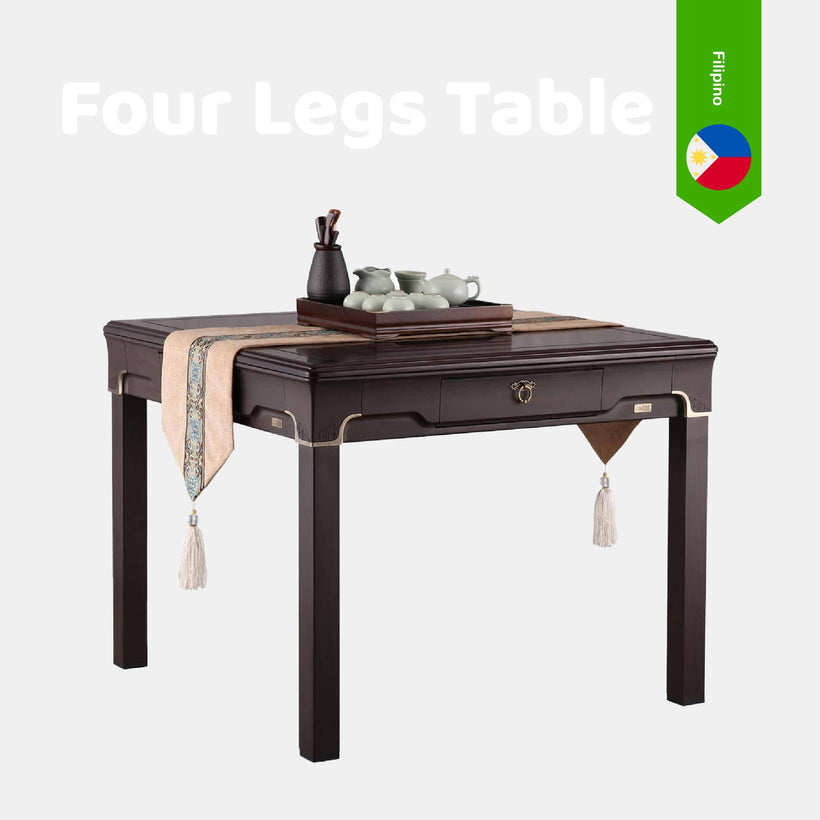 Filipino 4 Legs Table