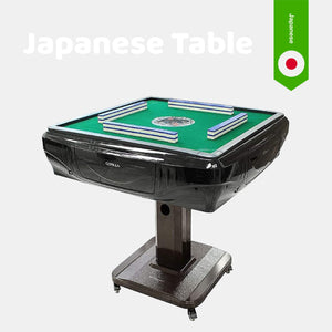 Japanese Mahjong Tables