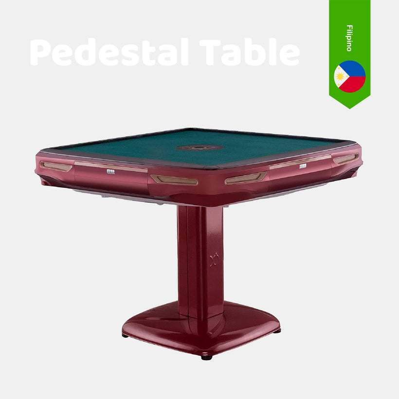 Filipino Pedestal Table