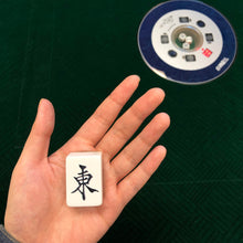 Load image into Gallery viewer, (28mm tiles) 電気麻雀卓 Japanese Mahjong 148 Tiles Unfolding Automatic Mahjong Table with Wheels