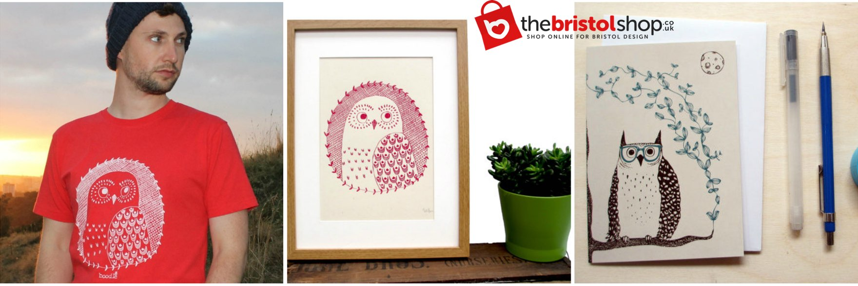Snowy Owl Collection by Boodle | The Bristol Shop