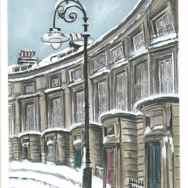 The Paragon Greetings Card by Susie Ramsay | The Bristol Shop