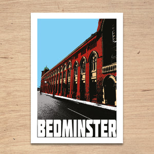 Bedminster Bristol, A4 or A3 Print by Susan Taylor Art | The Bristol Shop