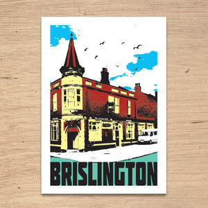 Brislington Bristol, A4 Print by Susan Taylor Art | The Bristol Shop