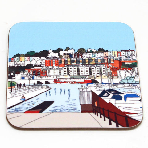 Bristol Marina Coaster by Rolfe & Wills | The Bristol Shop