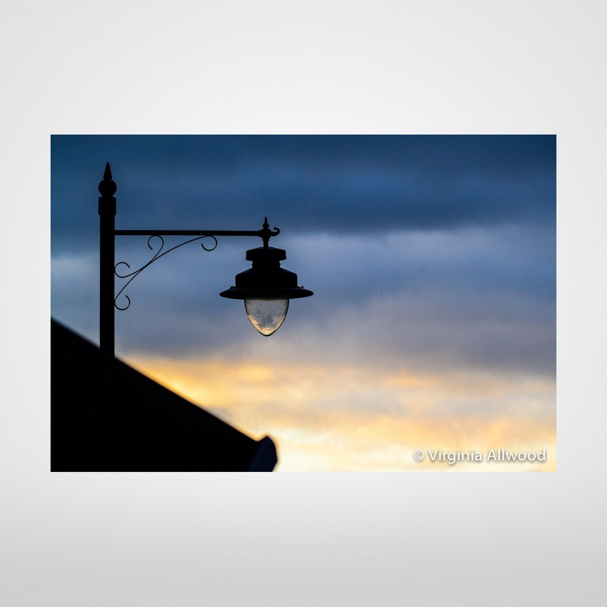 Dawn on Park Street (Bristol)  - Photographic Print by Virginia Allwood at The Bristol Shop