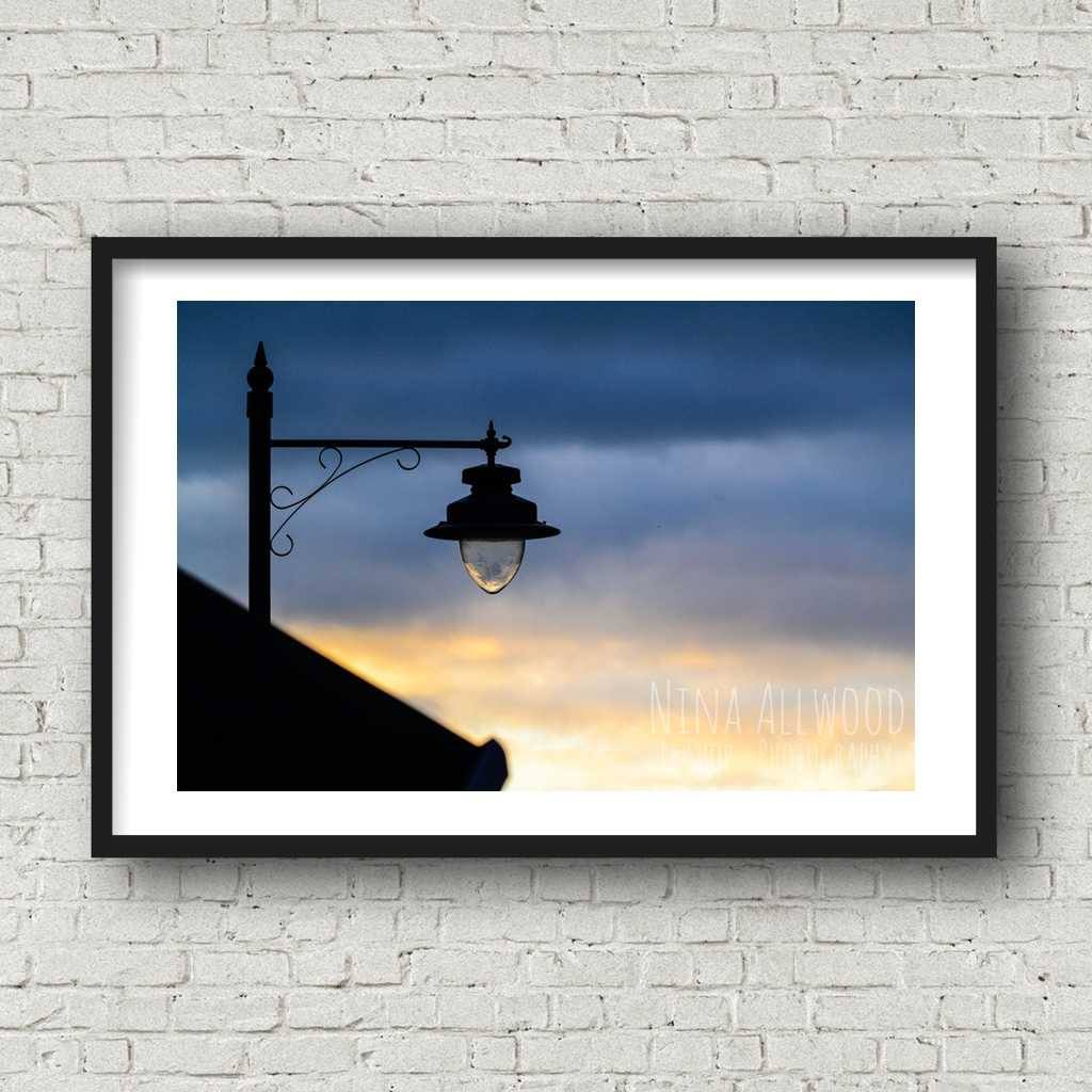 Dawn on Park Street (Bristol)  - Photographic Print by Nina Allwood | The Bristol Shop
