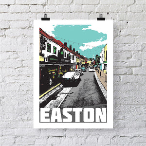 Easton Bristol A4 or A3 Print by Susan Taylor