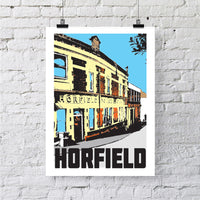Horfield Bristol A4 or A3 Print by Susan Taylor | The Bristol Shop