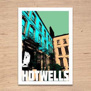 Hotwells Bristol, A4 Print by Susan Taylor Art | The Bristol Shop
