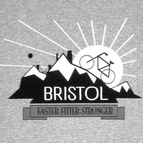 Bristol Bicycle T-Shirt by Beat Clothing
