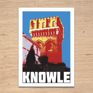 Knowle Bristol, A4 Print by Susan Taylor Art | The Bristol Shop