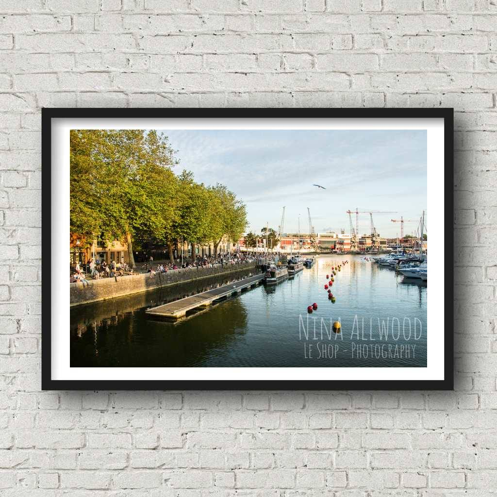 Love The Summer - Photographic Print by Nina Allwood | The Bristol Shop