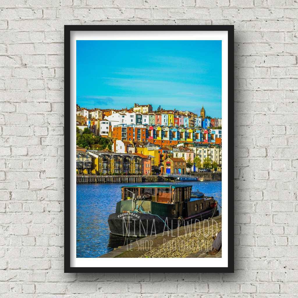 Oh, The Light!  - Photographic Print by Nina Allwood | The Bristol Shop