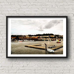 Rain? - Photographic Print by Nina Allwood | The Bristol Shop