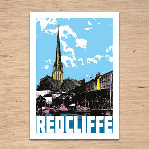 Redcliffe Bristol, A4 Print by Susan Taylor Art | The Bristol Shop