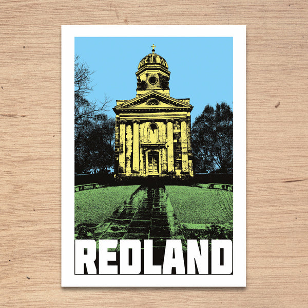Redland Bristol, A4 Print by Susan Taylor Art | The Bristol Shop