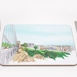 Sion Hill Placemat by Rolfe & Wills
