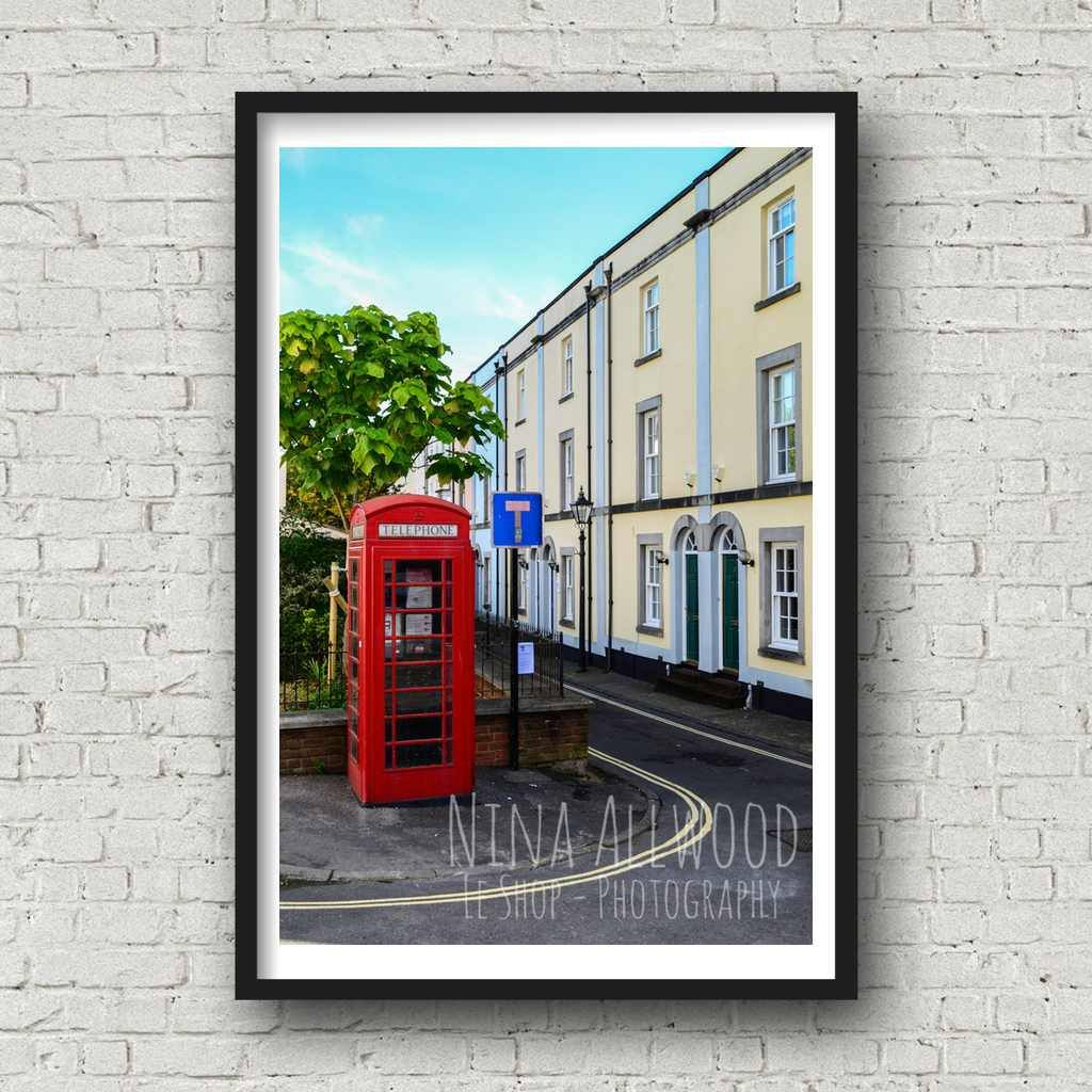 So British! - Photographic Print by Nina Allwood | The Bristol Shop