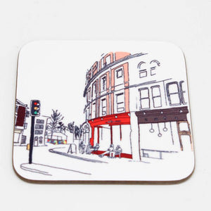 Stokes Croft, Bristol Coaster by Rolfe & Wills | The Bristol Shop