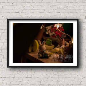 Story Time in the Garden - Photographic Print by Nina Allwood | The Bristol Shop