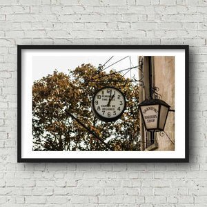 Tempus Fugit - Photographic Print by Nina Allwood | The Bristol Shop