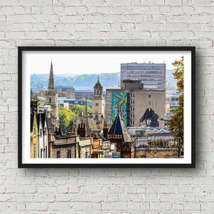 The Giant, Bristol  - Photographic Print by Nina Allwood | The Bristol Shop