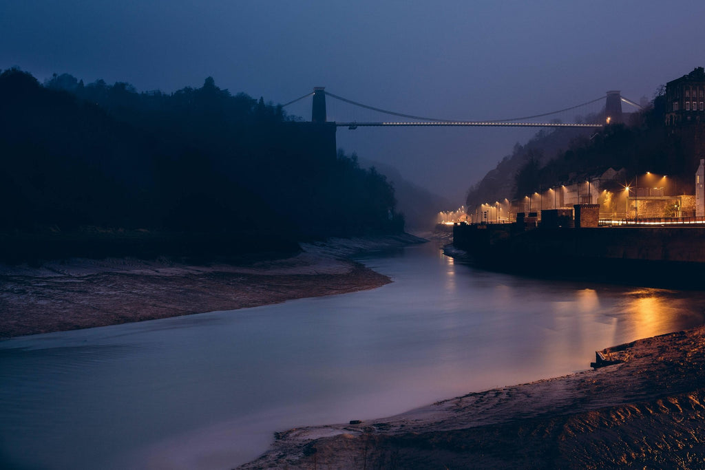 The Bridge, Clifton Suspension Bridge. Brett Charles, The Bristol Shop